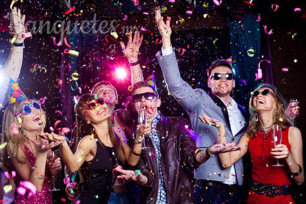 260ea588745b Ideas para organizar una fiesta temática - Banquetes.mx