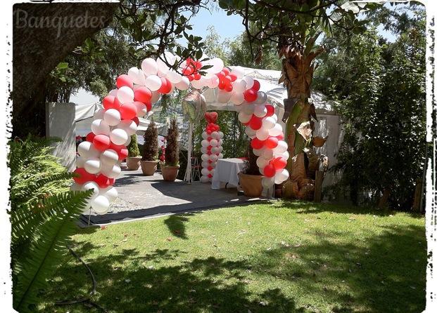 Im genes de jard n terrazas for Arreglos para boda en jardin