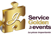 Service Golden For Events