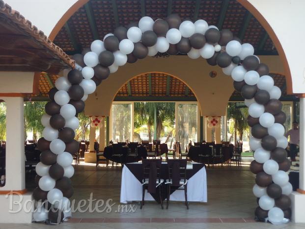 Terraza Atardecer Eventos Banquetes Mx