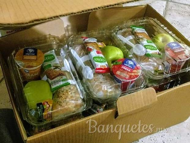 Box lunch ejecutivo