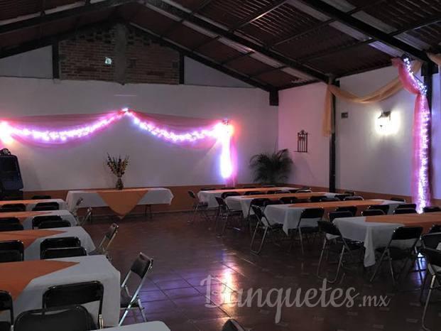 Salon De Eventos Fiesta Jardin Queretaro Banquetes Mx