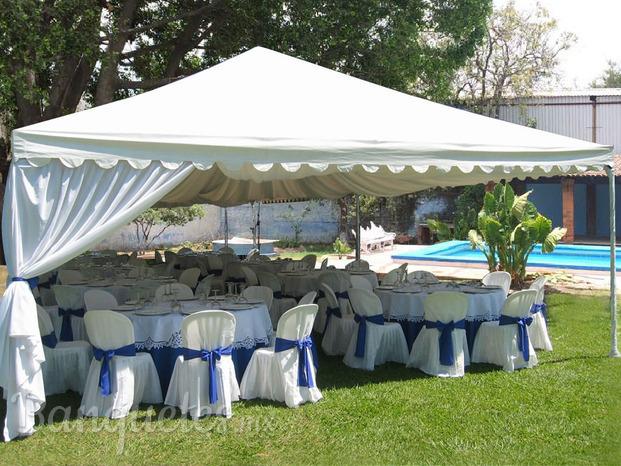 Terraza San Rafael Banquetes Mx