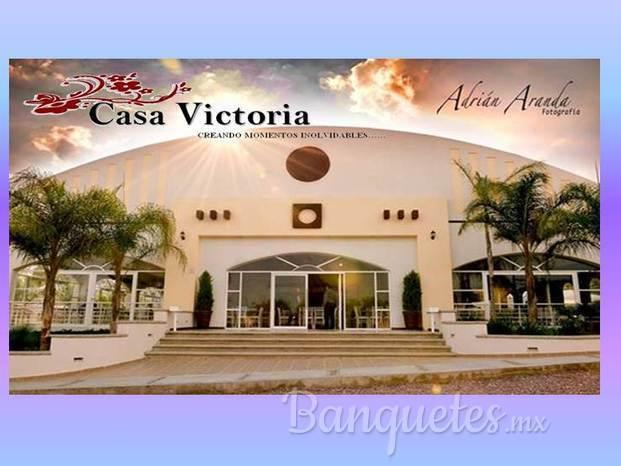 Salón Casa Victoria Eventos Banquetes Mx