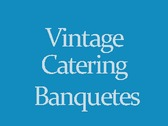 Vintage Catering Banquetes