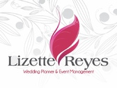 Logo Lizette Reyes Wedding Planner & Event Management