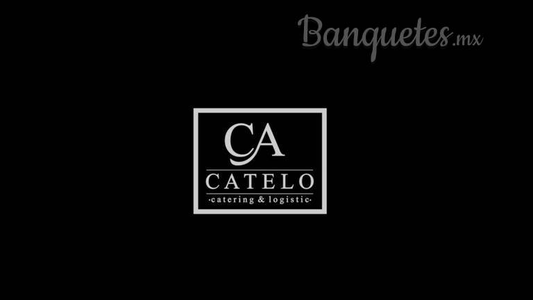 Catering para bodas by Catelo Catering & Logistic