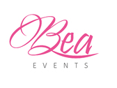 Logo Bea Events Wedding & Event Planning