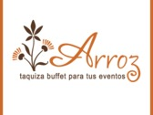 Arroz, Taquiza Buffet